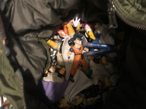 Dragonball z action figures for Sale in Alexandria, VA