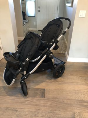City Select by Baby Jogger double stroller for Sale in Phoenix, AZ