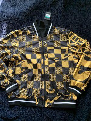 NIKE Men's small SCORPION All Over Print black zip jacket AR1632 741 muay Thai for Sale in Powder Springs, GA