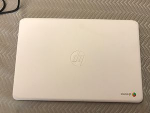 Hp chrome book for Sale in Hampton, VA