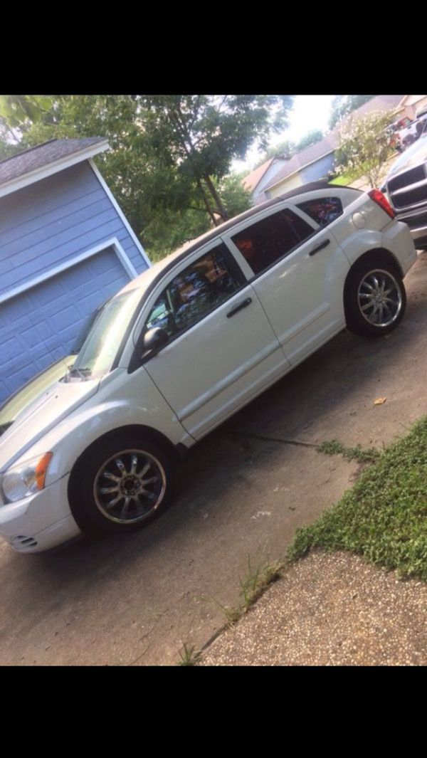 2007 Dodge Caliber - Clean Title