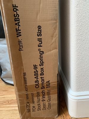 Box Spring Mattress for Sale in San Francisco, CA