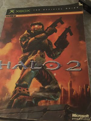 Halo 2 guide for Sale in Seneca, MO