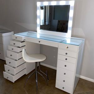 Vanity Set Hollywood Mirror for Sale in Chino, CA