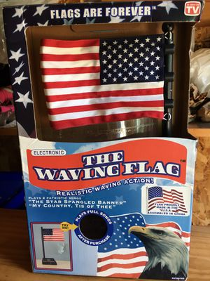 The waving flag for Sale in Middletown, PA