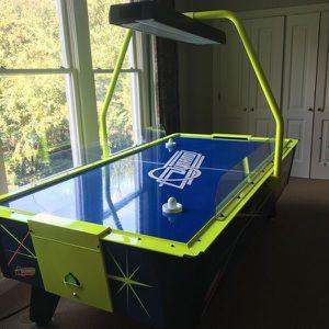 Dynamo Hotflash Arcade-Quality Air Hockey Table for Sale in Austin, TX