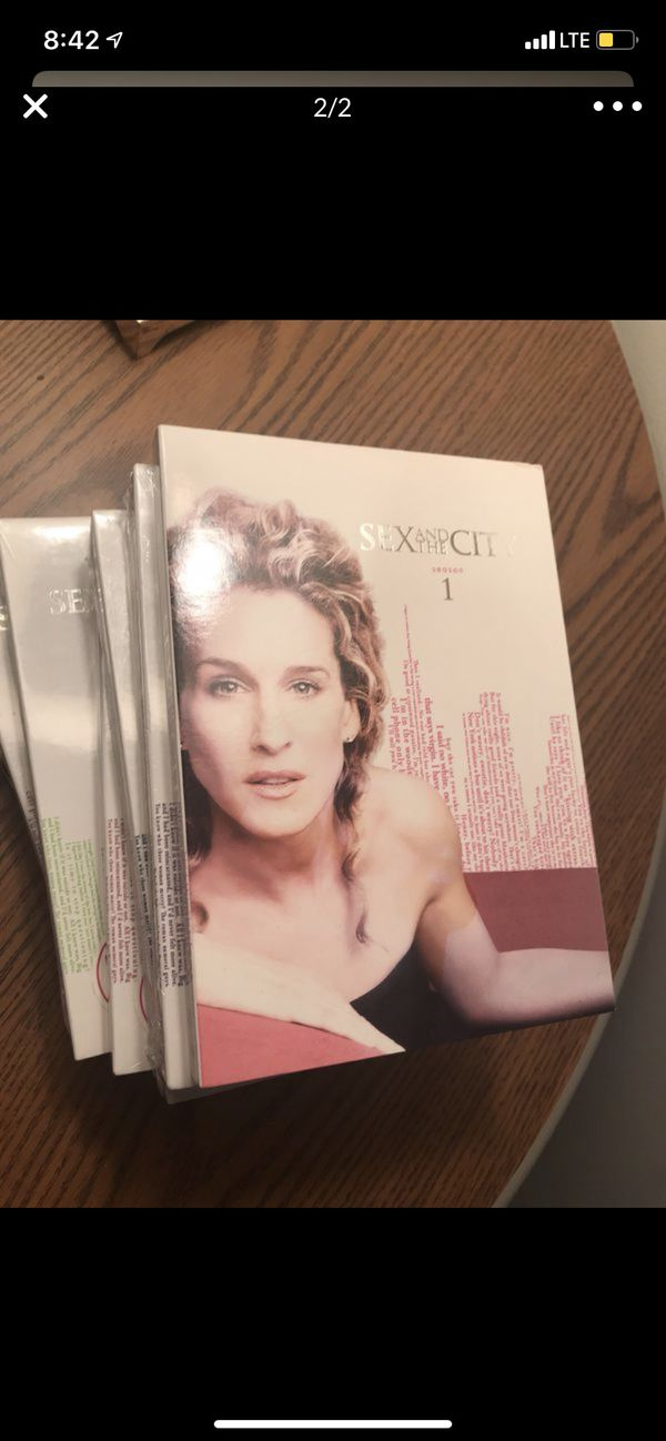 Sex and the City / 6 seasons dvd sets