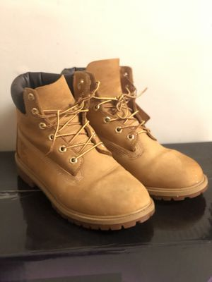 timberlands for mens Size 6.7 for Sale in Silver Spring, MD