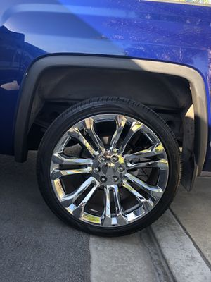 Rims for Sale in CRYSTAL CITY, CA