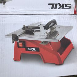 SKIL WET TILE SAW TOOL for Sale in Fort Lauderdale,  FL