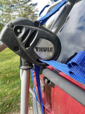 Thule Trunk Bike Rack for Sale in Strongsville, OH