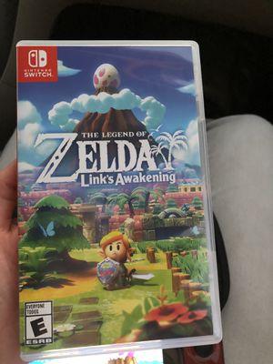 Nintendo Switch Link's Awakening for Sale in San Jose, CA