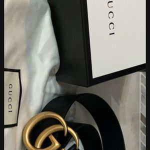 New Gucci Mens Belt Large GG With Everything for Sale in Fort Lauderdale, FL