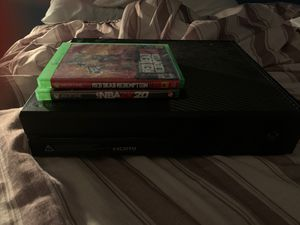 Xbox One 500 gb for Sale in Valley Center, KS