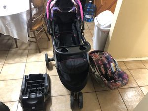 Stroller and car seat for Sale in Weslaco, TX