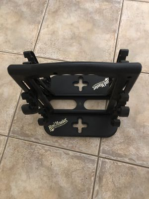 Rod master Fishing Rod Caddie And Storage Rack for Sale in Phillips Ranch, CA