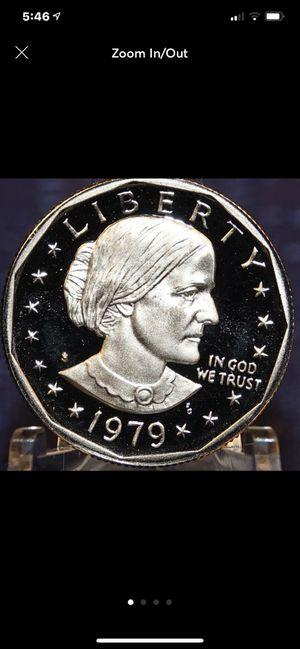 Susan B Anthony Dollar Coin for Sale in Falls Church, VA