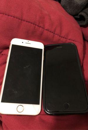 2 i phone 6 for Sale in Grandview, WA