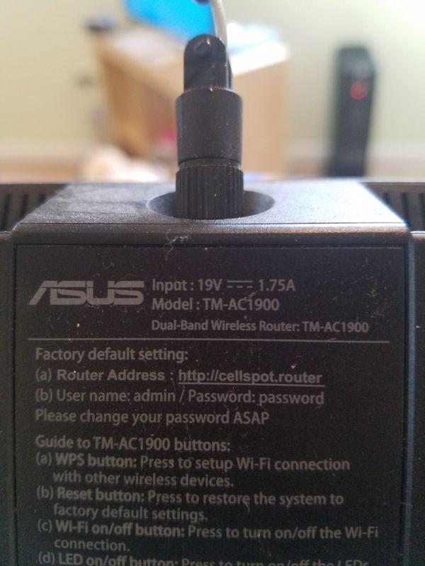 Wifi Cellspot Router