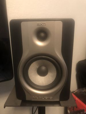 Studio speakers and audio interface blow out 280 for Sale in Pompano Beach, FL