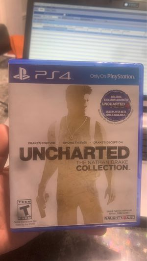 PS4 UNCHARTED for Sale in Chicago, IL