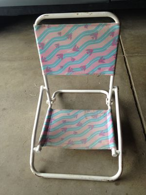 Kids Barbie Beach Chair for Sale in Obetz, OH