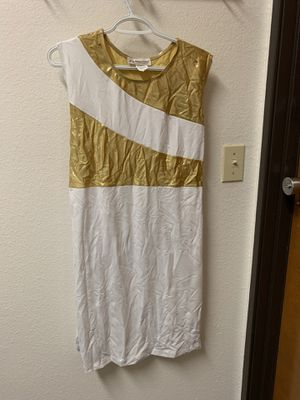 White and gold dress for Sale in Glendale, CA