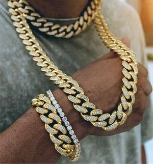 Iced iut cuban chain link for Sale in Waukegan, IL