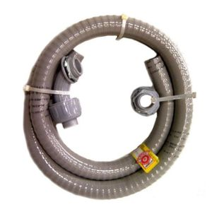 AFC Cable Systems 1/2 x 6 ft. Non-Metallic Liquidtight Whip for Sale in Dallas, TX