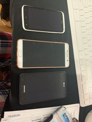 Samsung/ HTC Phones for Sale in New York, NY