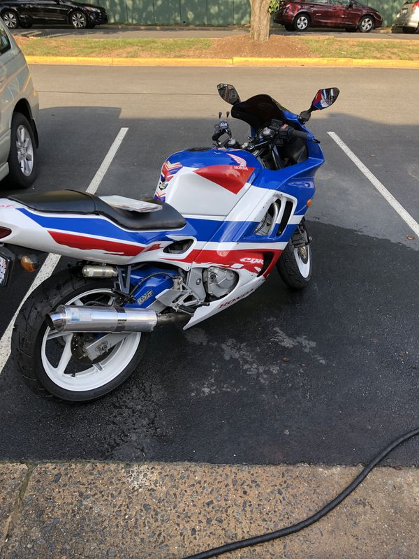 1997 Honda CBR600 F3 As is only 25k Miles COLLECTORS BIKE DO RESEARCH