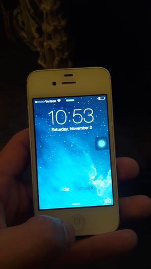iPhone 4 - fair condition for Sale in Golden, CO