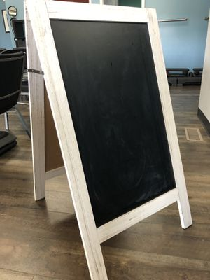 Chalk Sign for Sale in Eau Claire, WI