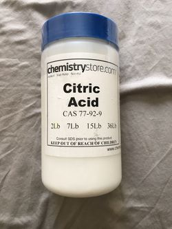 Citric Acid for Sale in Westminster, CO