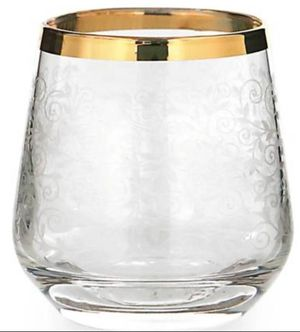 6 pieces liquor shot/espresso side glasses for Sale in Brooklyn, NY