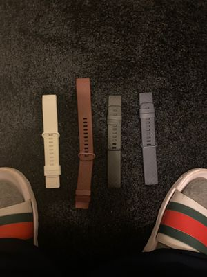 Fitbit charge 3 bands for Sale in Passaic, NJ