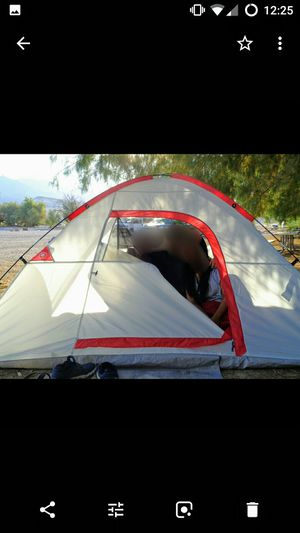 Ozark Trail 4-person tent with rain fly for Sale in San Francisco, CA