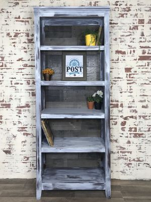 Rustic bookshelf for Sale in Canby, OR