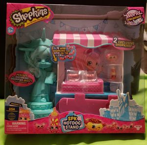 NEW Shopkins Playset for Sale in Pflugerville, TX