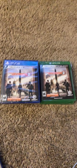 The Division2 for Sale in Goodyear, AZ