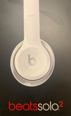 beats solo 2 (wired) for Sale in Seattle, WA