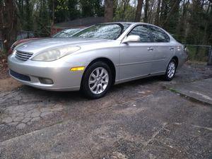 Lexus es300 for Sale in Stockbridge, GA