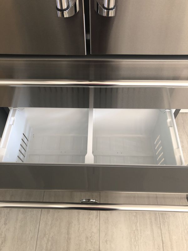 New high-end refrigerator