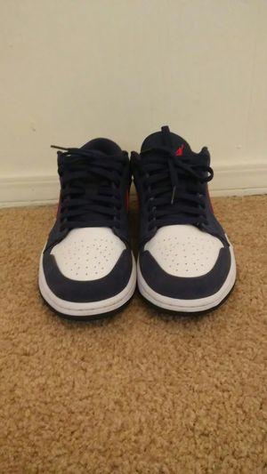 "Jordan 1 low ""USA"" for Sale in El Paso, TX"