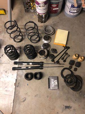 Bmw E46 325i sport suspension parts for Sale in Granby, MA