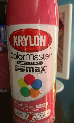 Krylon color master spray paint for Sale in Los Angeles, CA
