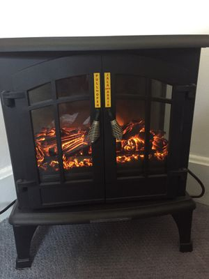 Faux Fireplace Electric Heater for Sale in Indianapolis, IN