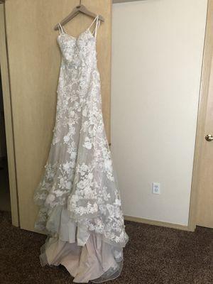 Wedding Dress Oleg Cassini for Sale in Pasco, WA