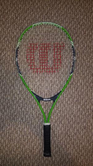 Wilson Junior Tennis Racket Racquet for Sale in Woodbridge, VA