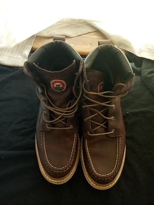 Red Wing Irish Setter work boots for Sale in Portland, OR